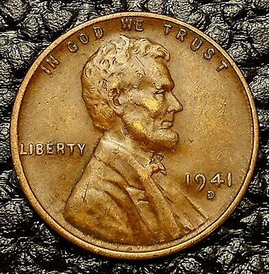 VF 1918-P Lincoln Wheat Cent in Very Fine Condition ~ $20 ORDERS SHIP FREE!