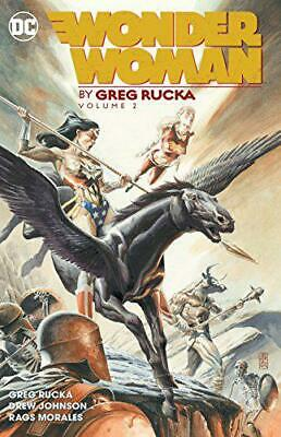 Wonder Woman by Greg Rucka TP Vol 2 by Rucka, Greg, NEW Book, FREE & Fast Delive