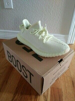 00d0a6bbf ADIDAS YEEZY BOOST 350 V2 Butter DS New Size 12 F36980 Kanye West ...