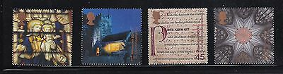 Gb Great Britain 2000 Millennium Spirit And Faith Set Never Hinged Mint