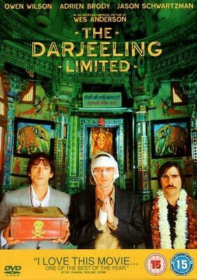 The Darjeeling Limited (DVD / Wes Anderson 2007)