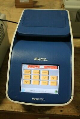 Applied Biosystems Veriti 96-Well Fast Thermal Cycler PCR