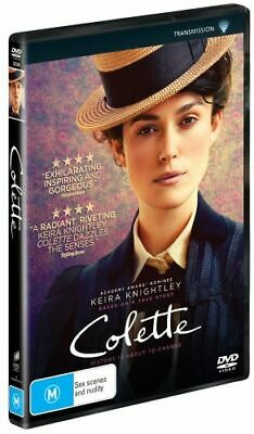 NEW Colette DVD Free Shipping