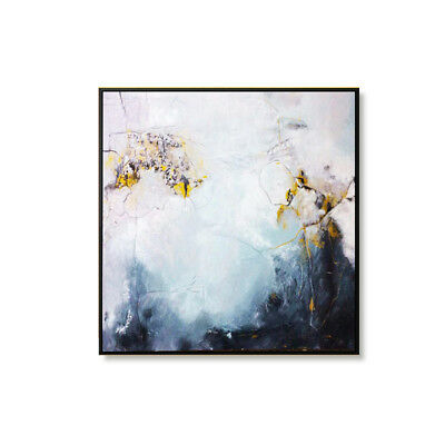 Abstract Modern Simple Hand-painted Oil Painting Art Living Room Decor On Canvas