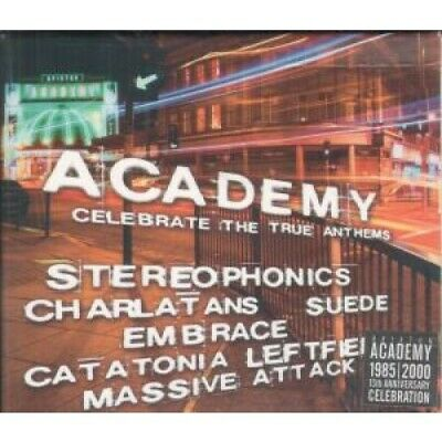 ACADEMY - CELEBREATE THE TRUE ANTHEMS Various DOUBLE CD Europe Xfm 22 Track 2