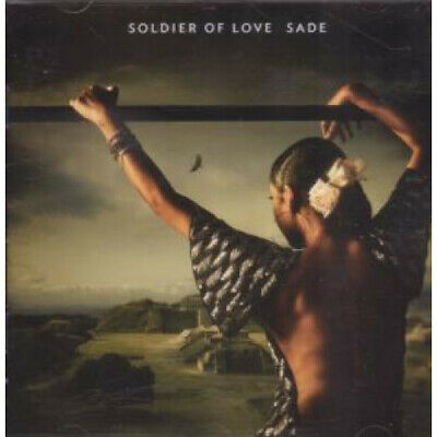 SADE Soldier Of Love CD Europe Sony 10 Track (886976388126)