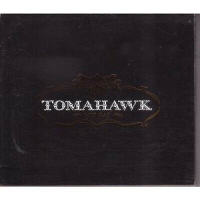 TOMAHAWK Mit Gas CD Europe Ipecac 11 Track In Fold Out Digipack (Ipc40)