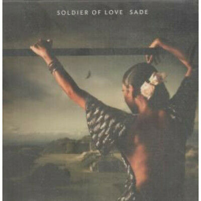 SADE Soldier Of Love CD Europe Syco 10 Track (886976388126)