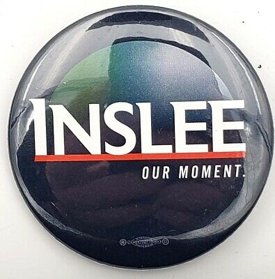 2020 Jay Inslee for President Campaign Button