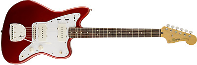 Squier by Fender Vintage Modified Jazzmaster, Laurel Fretboard Candy Apple Red