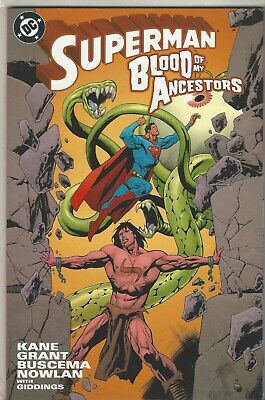 Superman Blood of My Ancestors (DC) (2003) # 1
