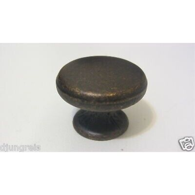 """New Belwith 1-1/4"""" Windover Antique Cabinet Knob"""