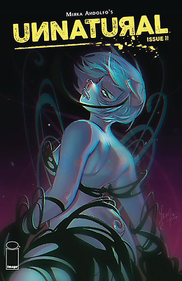 UNNATURAL #11 (OF 12) CVR A ANDOLFO - Image Comics 2019 - PRESALE