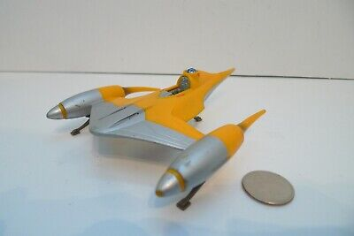 NABOO STARFIGHTER Star Wars Episode 1 Action Fleet 1998 !!!