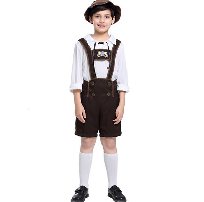 60ff295ec Children's and boys' Halloween costumes alpine folk costumes stage costumes
