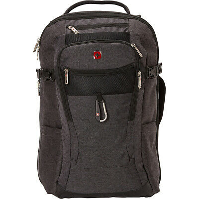 "SwissGear Travel Gear 1900 Travel Laptop Backpack 15"" Travel Backpack NEW"