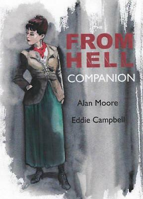 From Hell Companion, The by Eddie Campbell, Alan Moore, NEW Book, FREE & Fast De