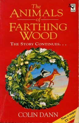 The Animals of Farthing Wood: The Story Continues: the story continues - by Coli