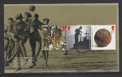 GB 2015 GREAT WAR 1915 BOOKLET PANE 3 x £1.52 SG.No.3714a MNH