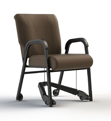 "NEW Comfortek Titan Royal EZ JAVA 18"" Seat Rolling Chair"