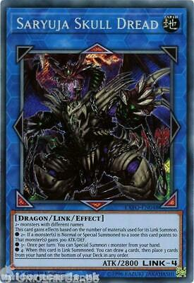 EXFO-EN048 Saryuja Skull Dread Secret Rare 1st Edition Mint YuGiOh Card