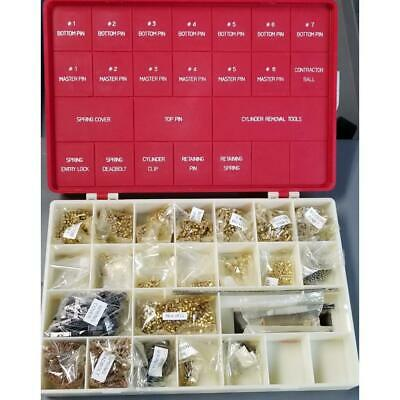 Harney Manufacturing 23001* Keying Kit For Tubular Entry And Dead Bolts