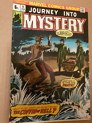 journey into marvel comic group journey into mystery feb9