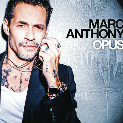 Marc Anthony - Opus [New CD]