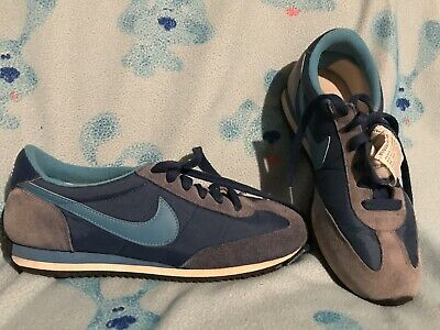 timeless design fe270 16f03 Vintage 80s NIKE Air Odyssey Waffle Runner Shoes Sneakers Size 7 Still  Wearable