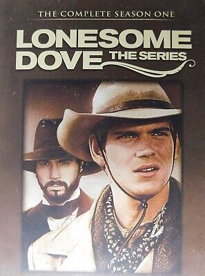 LONESOME DOVE The COMPLETE SERIES 16+ Hours of Action 21 Episodes 6-Disc SEALED