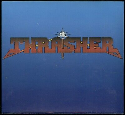 Thrasher Burning At The Speed Of Light CD new The Rods Riot Virgin Steele TKO