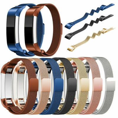For Fitbit Alta/Alta HR Band Strap Milanese Magnetic Wristband Bracelet Watches