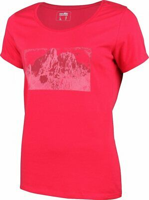 High Colorado Garda Lady Damen T-Shirt Funktionsshirt Kurzarm türkis