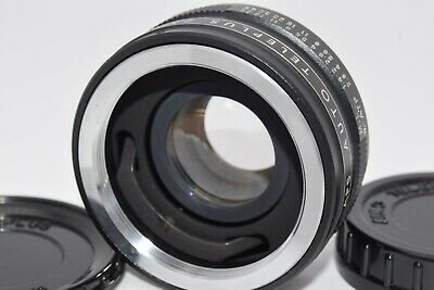 [Near MINT] APS Auto Teleplus 2x Teleconverter for M42 Mount From Japan