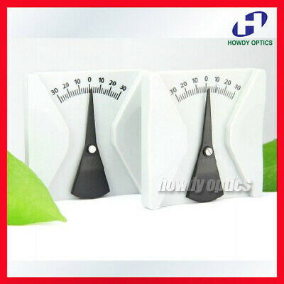 EyeGlasses Measuring Tool Protractor Glass Angle Ruler for Measuring Pantoscopic