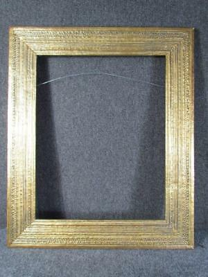 Antique  Arts & Crafts Painting Frame Newcomb Macklin Stanford White, 19X24""