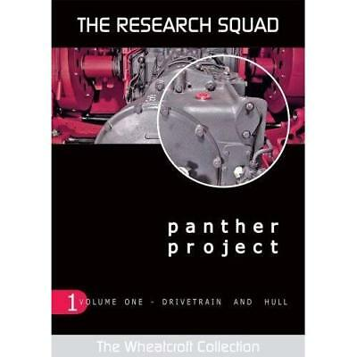 The Panther Project: v. 1:  Drivetrain and Hull (The P - Paperback NEW Lloyd, L