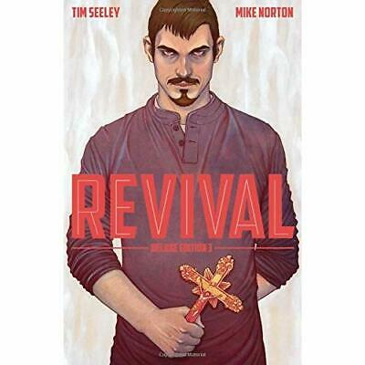 Revival Deluxe Collection Volume 3 - Hardcover NEW Tim Seeley (Aut 2016-01-28