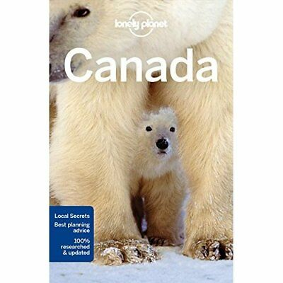 Lonely Planet Canada - Travel Guide  - Paperback NEW Planet, Lonely 14/04/2017