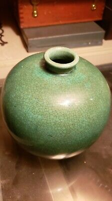 RARE 16TH CENTURY CHINESE MING/SONG DYNASTY VASE from celebrity doctor's estate