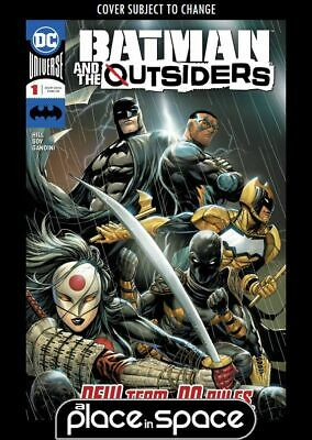 Batman And The Outsiders, Vol. 3 #1A (Wk19)