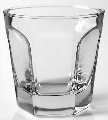 Anchor Hocking COURTNEY-CLEAR Double Old Fashioned Glass 4742935
