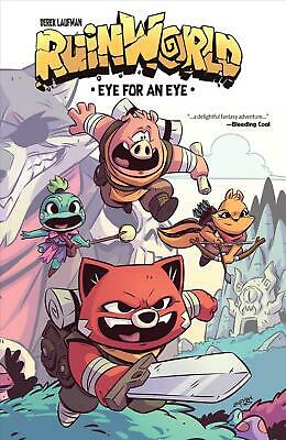 Ruinworld: Eye for An Eye by Derek Laufman Free Shipping!