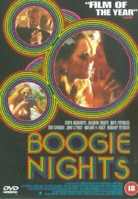 Boogie Nights [DVD] [1998], Acceptable, DVD, FREE & Fast Delivery