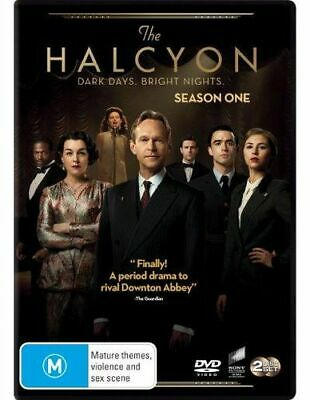 NEW The Halcyon DVD Free Shipping