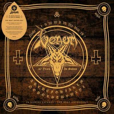 VENOM In Nomine Satanas (The Neat Anthology) (Album 2019) 2 CD   NEU & OVP 31.05