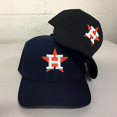 release date: 44f9a 602fa Houston Astros Cap Logo Hat Embroidered Men Adjustable Curved H Star