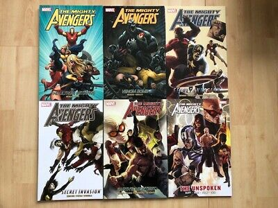 Mighty Avengers #1-31 TPB by Brian Michael Bendis Marvel