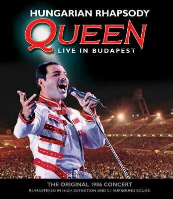 Hungarian Rhapsody: Queen Live in Budapest (1986) New | Region free DVD