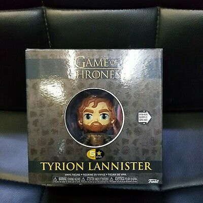 Funko 5 Star Game of Thrones 37775 Tyrion Lannister SUBITO DISPONIBILE